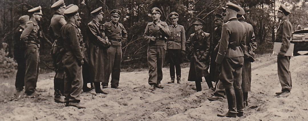 Commanders of Sturmgeschütz Brigade 280